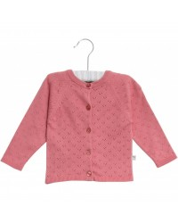 WHEAT Knit cardigan Maja Peach Rose-20