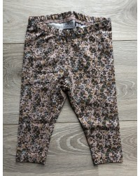 WHEAT jersey leggings Fawn Flowers-20