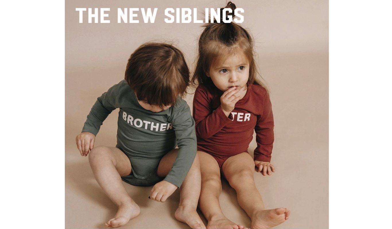 The new siblings